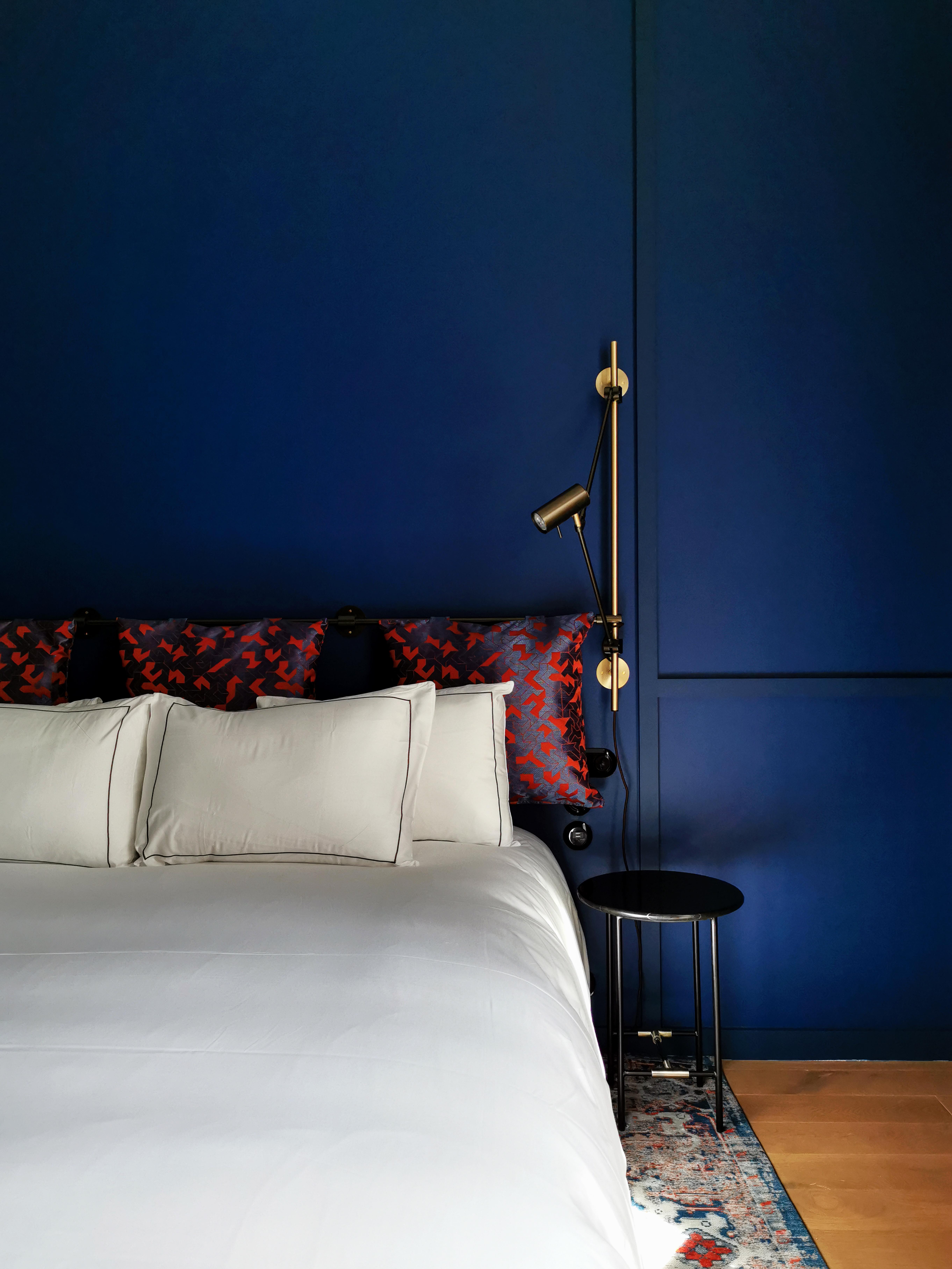 Chambre hôtel Le Ballu – Paris